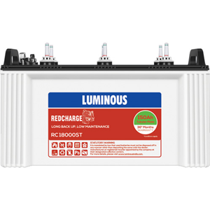 LUMINOUS RED CHARGE RC 18000ST